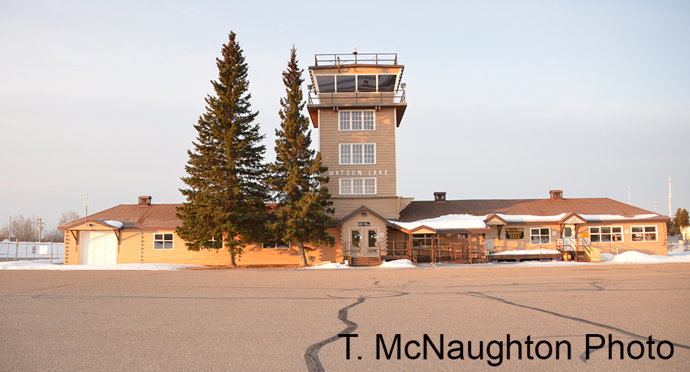 Watson Lake Air Terminal Building