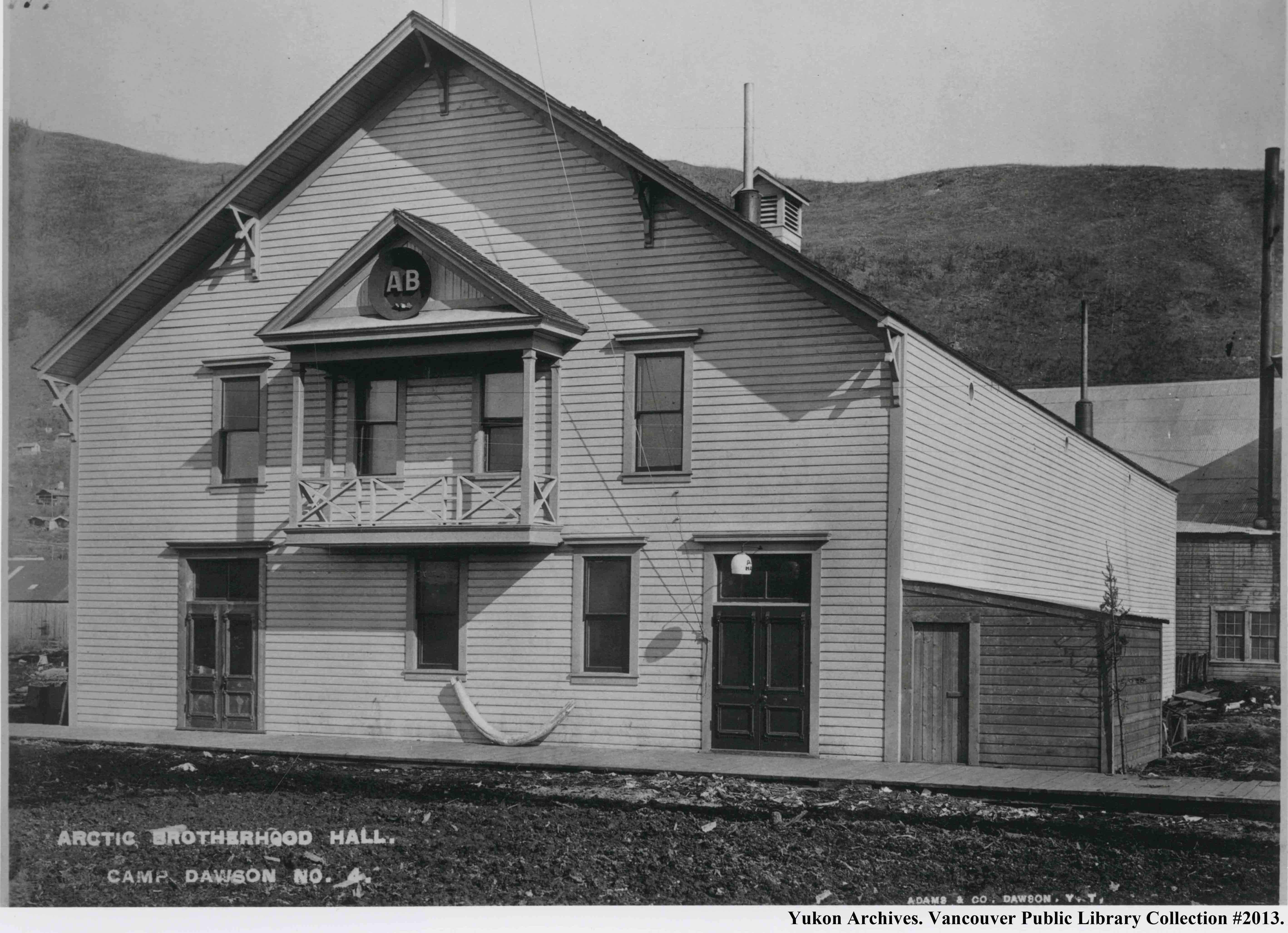 Yukon Register of Historic Places - List of Historic Places